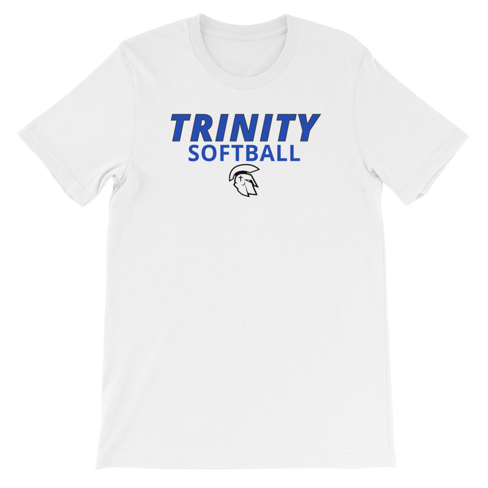 Softball Short-Sleeve Unisex T-Shirt