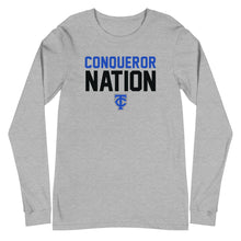 Load image into Gallery viewer, Conqueror Nation Unisex Long Sleeve Tee