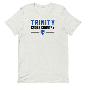Cross Country Short-Sleeve Unisex T-Shirt