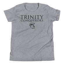 Load image into Gallery viewer, Trinity Conquerors Youth Short Sleeve T-Shirt