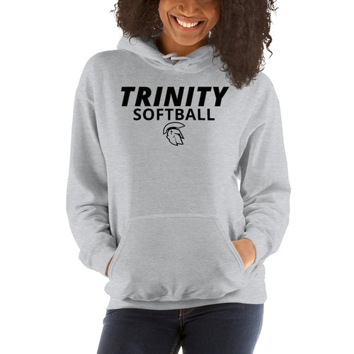 Softball Hooded Sweatshirt