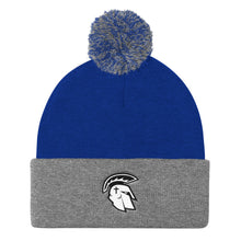 Load image into Gallery viewer, Conqueror Pom Pom Knit Cap