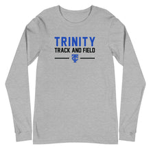 Load image into Gallery viewer, Track and Field Unisex Long Sleeve Tee