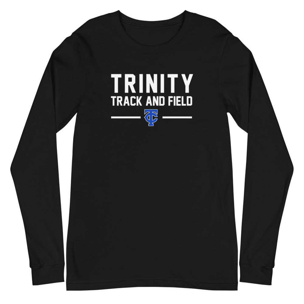 Track and Field Unisex Long Sleeve Tee