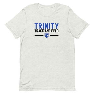 Track and Field Short-Sleeve Unisex T-Shirt