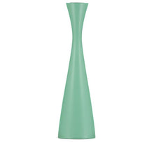 Load image into Gallery viewer, OPALINE GREEN CANDLEHOLDER - Tall