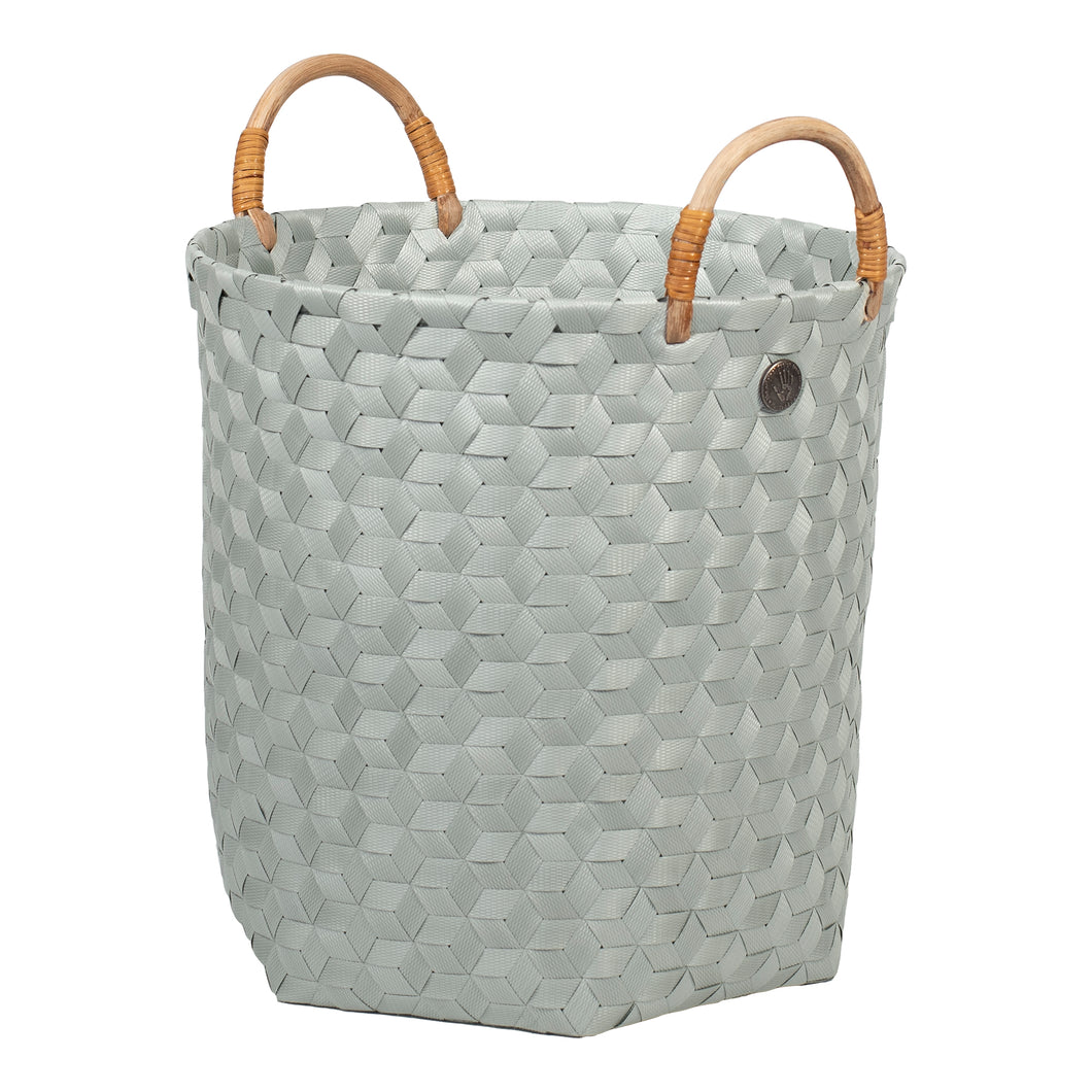 MEDIUM DIMENSIONAL BASKET - Eucalyptus