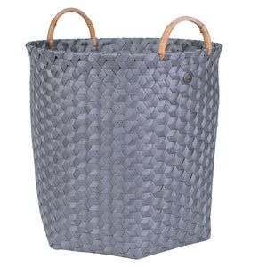 LARGE DIMENSIONAL BASKET - Dark Grey