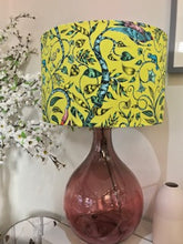 Load image into Gallery viewer, JARAPA ROSE TEARDROP LAMP