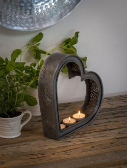 SLEEPY HEART TEA LIGHT