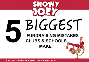 5 Biggest Fundraising Mistakes Clubs And Schools Make