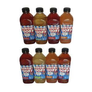BIG PARTY NATURALS ONLY (8 x 1L Bottles)