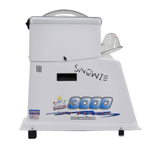 Snowie 3000 12 volt Snow Cone Machine + Supplies to make $4K! (Only 1 Available)
