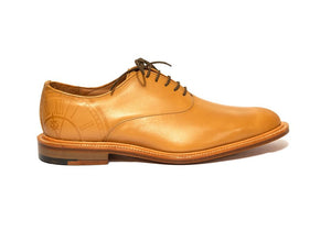 What to wear with acorn brown Oxford shoes