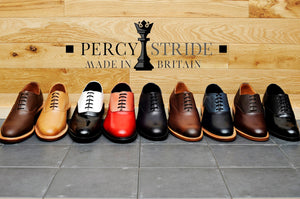 British-Made Men's Smart Shoes