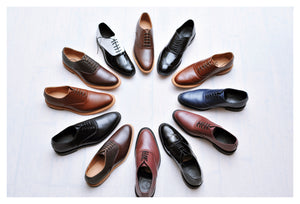 Oxford Shoes Guide