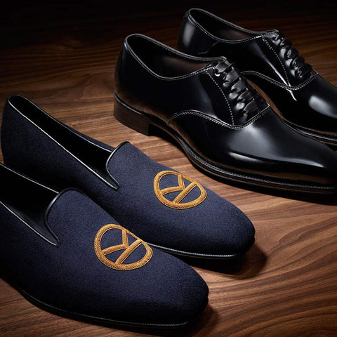 Kingsman movie themed shoes