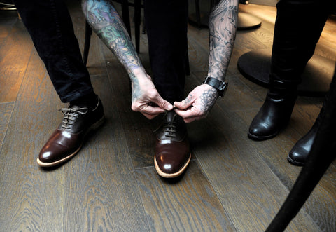 Shoe size guide: understanding shoe fittings
