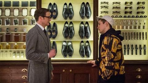 How to dress like a Kingsman
