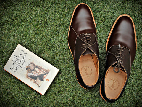 British made shoes and boots