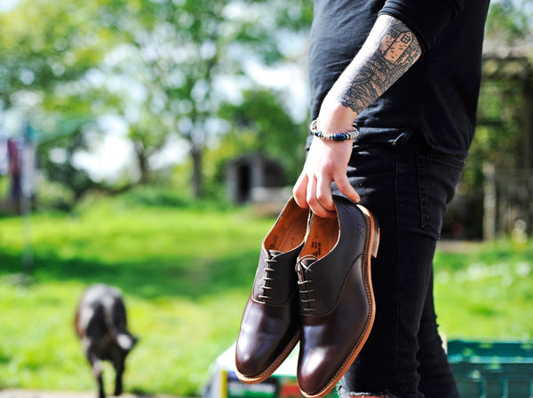 What to Avoid When Wearing Oxford Shoes Casually
