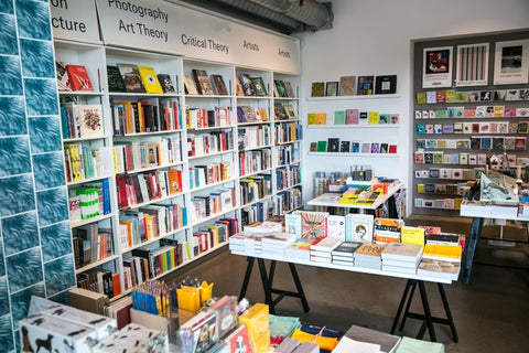 Best UK Independent Shops - Arnolfini Bookshop Bristol