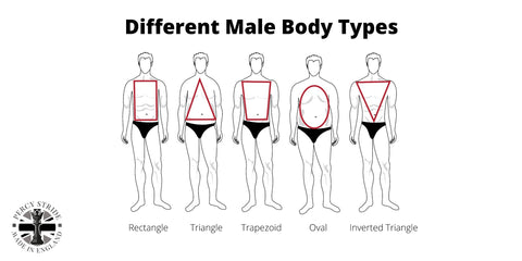 Male Body Types Image