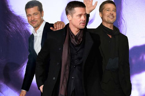 Fashion over 50 Brad Pitt