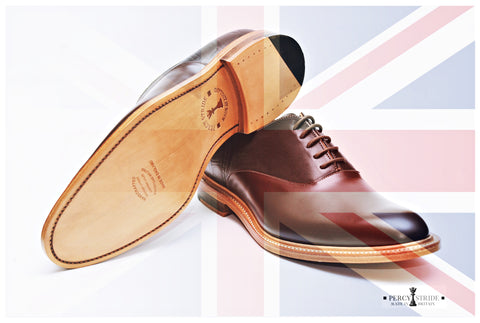 British fashion - British made shoes and boots