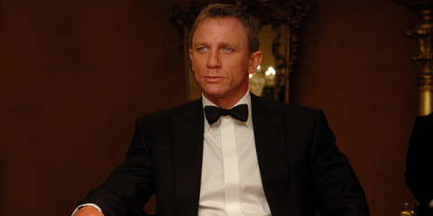 Daniel Craig Tuxedo James Bond Casino Royale