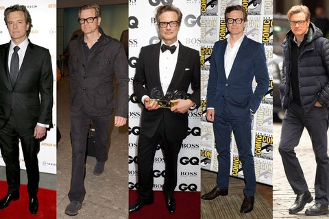 Fashion after 50 Colin Firth