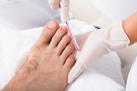 Diabetes foot care tips