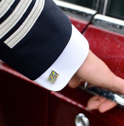 Best Men's Accessories: EDG London Cufflinks