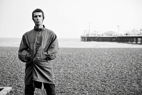 How to dress like a mod and Liam Gallagher