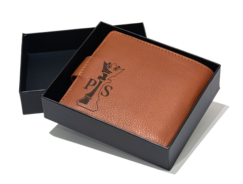 Gents leather wallet for sale