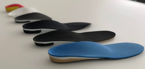 Types of Insoles