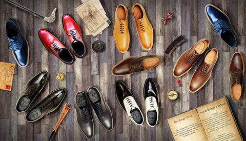 Dress shoes are the healthiest shoes to wear