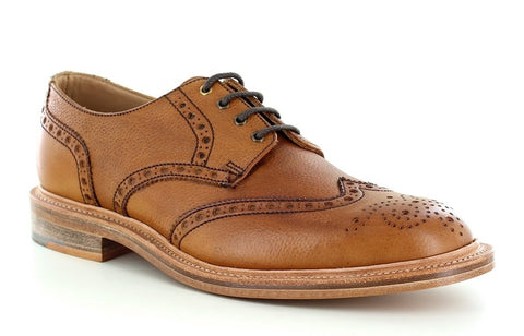 Shoe guide for men - brogue - gentleman's guide