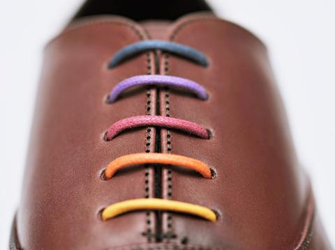 How to Lace an Oxford Shoe