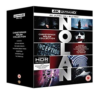 christmas present ideas for him - Christopher Nolan Collection