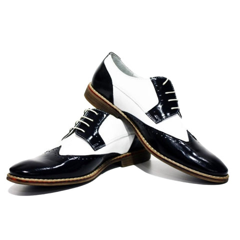Al Capone Shoes - Spats - Best Movie Themed Shoes