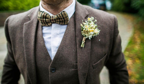 The Midlands Wedding Fayre - Grooms and Groomsmen attire