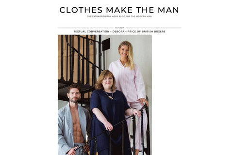 Menswear Bloggers UK - Clothes make the man