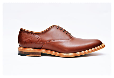 Old fashion style - Oxford Percy Stride shoes