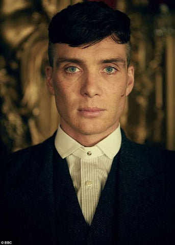 Peaky Blinders bbc - penny collar shirt