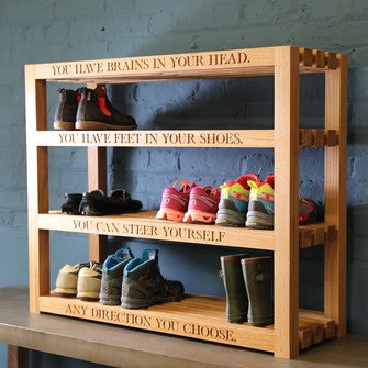 repairing shoes- shoe maintenance - shoe rack