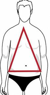Triangle-mens-body-shapes