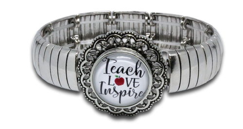 Teacher Gifts - Snap Jewellery