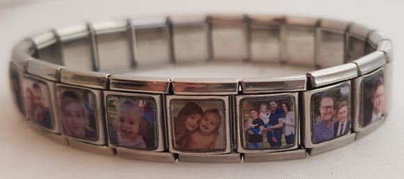 13mm Custom Photo Charms
