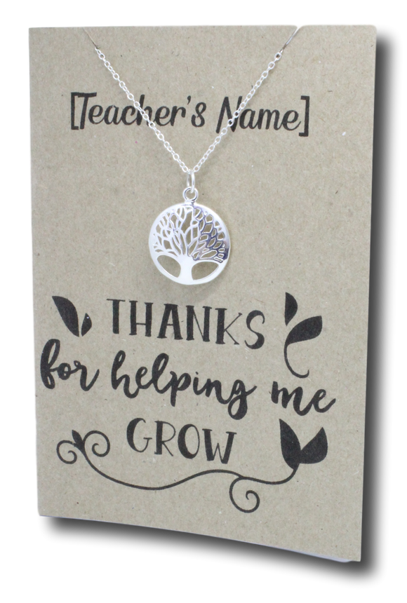 Teacher Gifts - Pendants